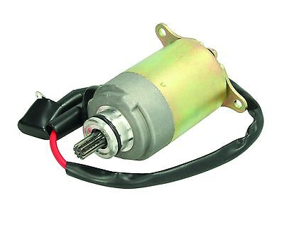 Electric Starter Motor 9T GY6 125cc 150cc 12 Volt Assy For Scooter ATV Go Kart