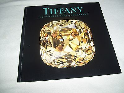 Tiffany 150 Years of Gems and Jewelry 1987 Book