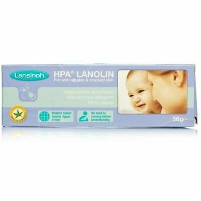 Lansinoh HPA Lanolin | Sore Nipples | Cracked Skin 56g 1 2 3 6 12 Packs