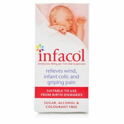 Infacol Colic Relief Drops 50ml 1 2 3 6 12 Packs