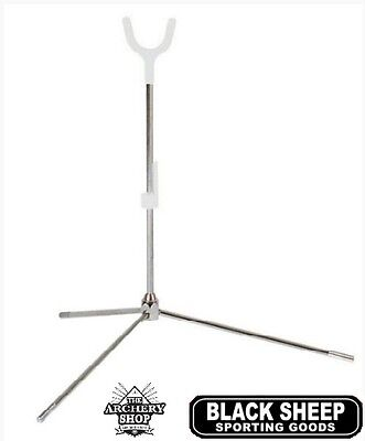 New Archery Black Sheep Recurve Bowstand (bow stand) Short Metal Constraction