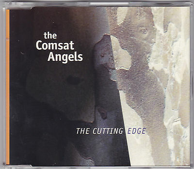 COMSAT ANGELS / The Cutting Edge EP / CD MINT Wie Neu ! RAR !
