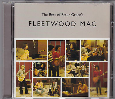 FLEETWOOD MAC / The Best Of Peter Green´s Fleetwood Mac / CD MINT