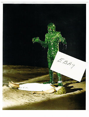 Revenge Of The Creature From The Black Lagoon 1955 Monster Movie Photos Lot New
