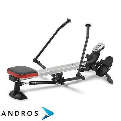 TOORX ROWER COMPACT - Folding Rowing machine