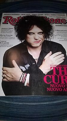 Rolling Stone n. 53 mar 2008 THE CURE, JOHNNY DEPP, NICK CAVE, RINGO STARR