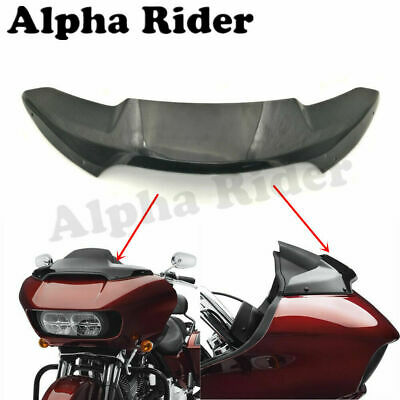 Wave Windshield Windscreen For Harley Road Glide FLTRUSE FLTRX FLTRXS FLTRU 2016