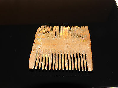 Perfect  Rare Wood Viking  comb. ca 10-11century AD.