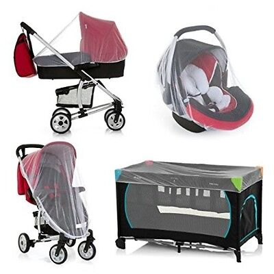 Mosquito Net, V-FYee Bug Net for Baby Strollers Infant Carriers Car Seats Cradle