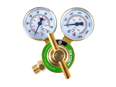 SÜA - Oxygen Regulator Welding Gas Gauges - CGA-540 - LDB