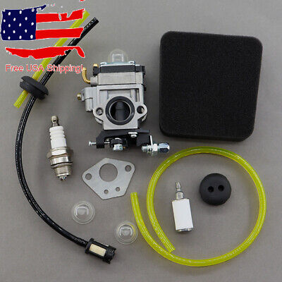 Carburetor Tune-Up Kit For Earthquake E43 E43WC E43CE Auger MC43E MC43CE 300486