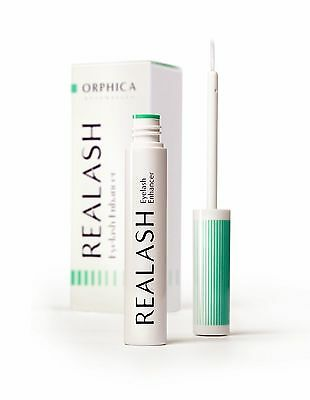 REALASH Enhancer per Ciglia 3ml Genuino