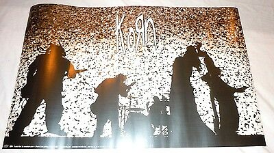 KORN~Untouchables~Original Promo Poster~11x17~Excellent Condition~2002