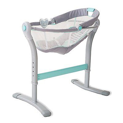 BASSINET Baby Infant Nursery Basket Cradle Crib Sleeper Newborn Travel Mesh Bed