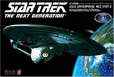 New Platz Star Trek NCC-1701-E Enterprise 1/1400 Model Kit Japan F/S
