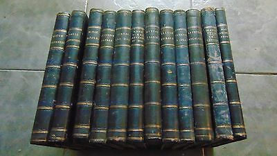 Circa 1860 The Works Of Charles Dickens, Illustrated By Mahoney & Others