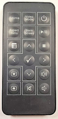 DELL Projector Remote Control IR28012 for M900HD (New)