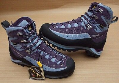 ASOLO ASCENDER GV GTX LADIES HIKING BOOTS>BNWT>GENUINE>£240>6uk>MOUNTAINEERING