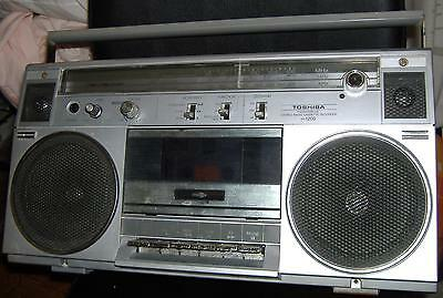 toshiba rt120 boombox in WORKING condition