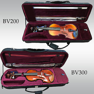 4/4 Student Violin,Full Size High Quality Ebony Fittings Violins,Student Violin