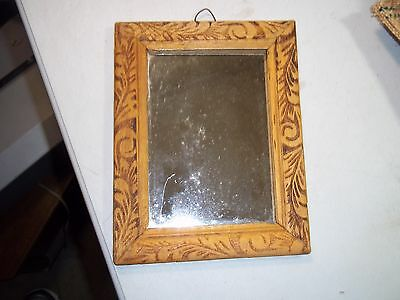 African Hand Made Mirror