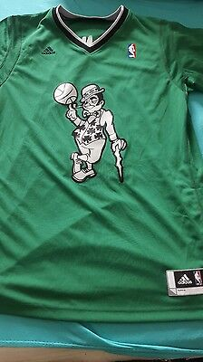 Maillot NBA BOSTON CELTICS ADIDAS TAILLE XL RONDO 9