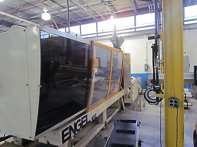 1995 Engel 450 Ton Injection Molding Machine, Model ES2000/450
