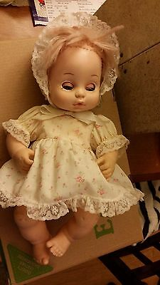 Vintage Ideal Betsy Wetsy Doll 1950's