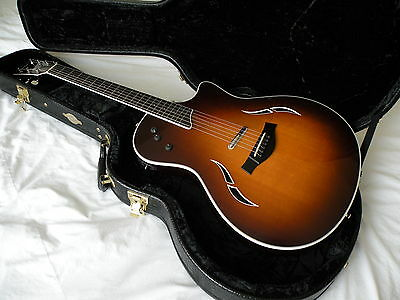 Taylor Standard T5-S Acoustic/Electric Guitars with Taylor H/Case