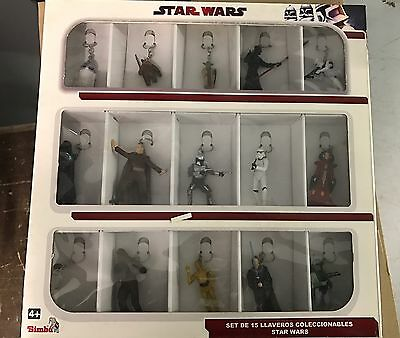 Set De 15 Porte Clé Star Wars