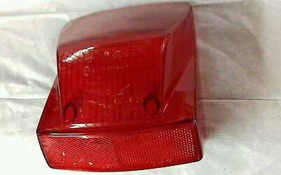Vespa PX Disc Red Rear Lamp Lens