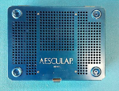 Aesculap Sterilzation Container/Case MD 927
