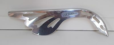Alu-Dur Chain Guard NOS. Vintage French Bicycle Chain Guard NOS Wing Shape