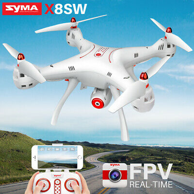 Syma X8HG RC Drone Camera 2.4G 6 Axis Set Height RC Quadcopter UAV AU STOCK