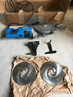 BAIER EHS 1K 240 volt  Pipe-Steel cold dry cut   circural saw