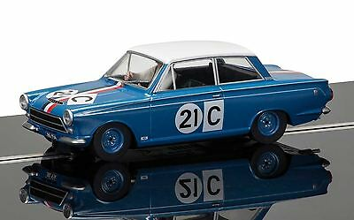Scalextric C3670 *DPR* FORD CORTINA GT #21 GEOGHEGAN *NEW* UNBOXED