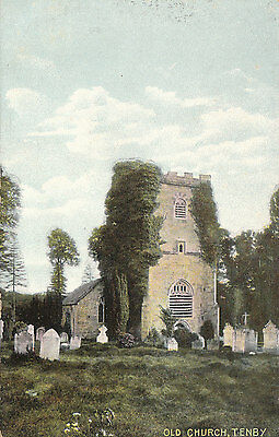 Old Church, TENBY, Pembrokeshire