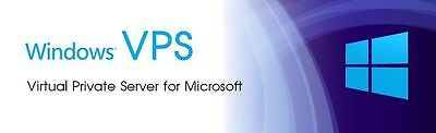 UNLIMITED B/W WINDOWS VPS(Virtual Private Server)+UNLIMITED TRANSFER UPLOAD/DOWN
