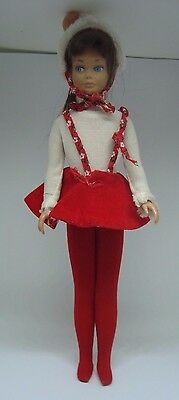 """Vintage SKIPPER doll in """"Skating Fun"""" Outfit! ADORABLE!"""