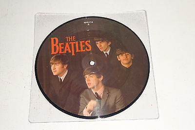 "The Beatles Can't Buy Me Love 1984 Parlophone Uk 7"" Picture Disc"