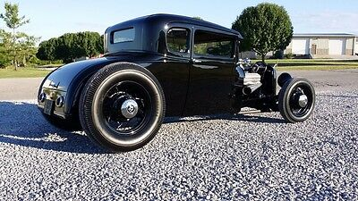 1928 Ford Model A  1928 Ford Model A Coupe, QUALITY Built Traditional Hotrod!