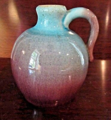 PISGAH FOREST Jug Studio Pottery  STEPHEN 1948 NC