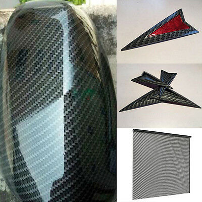 Hydrographic Film Water Transfer Printing Hydro Dip Carbon Fiber Case Car Decor
