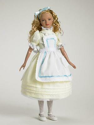 Tonner/Tyler MARLEY/ALICE IN WONDERLAND IN THE NURSERY outfit NRFB. RETIRED