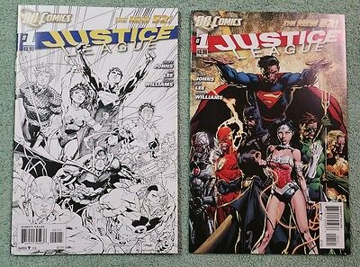 Justice League New 52 18 issue lot variants 1 2 3 4 5 7.1 10 12 39 Millennium