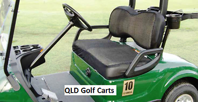 GOLF CART / BUGGY SEAT COVER - Keeps you off hot, cold or damp seat!