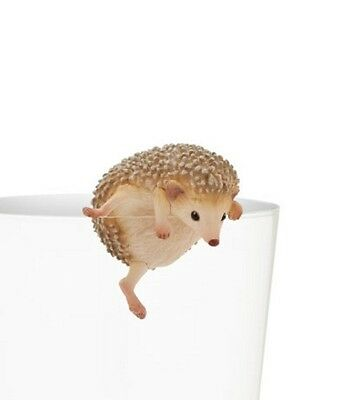 Kitan Club Hedgehog Putitto 2-Inch Cup Hanger Mini-Figure - #2