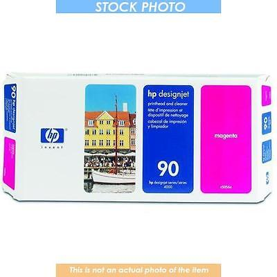 C5056A Hp Designjet 4000 No 90 Printhead And Cleaner Magenta