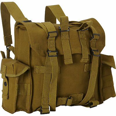 South African Style Backpack FAL 58 70 SADF M83 webbing Pouches pattern FN Strap