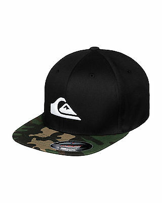 NEW QUIKSILVER™  Boys 8-16 Mountain And Wave Cap Boys Teens